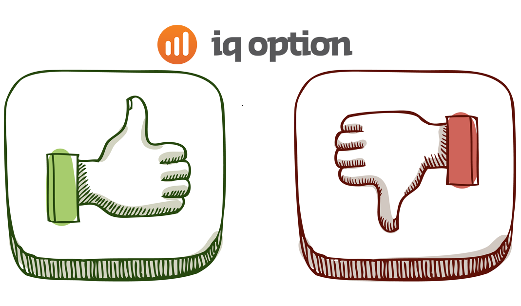 Disadvantages of IQ Option trading platform