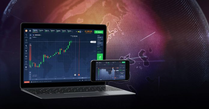 What is IQ Option? Review IQ Option platform