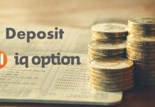 How to deposit money to IQ Option account with Visa/Mastercard