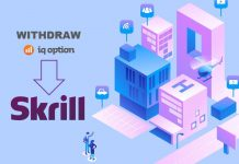 How to withdraw money from IQ Option to Skrill