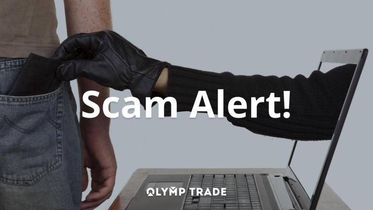 Olymp Trade membatasi jumlah investasi