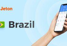 Como depositar na conta IQ Option com a Carteira Eletrônica Jeton no Brasil?