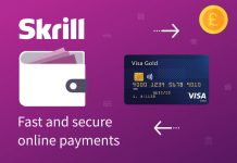 How to deposit Skrill account with Visa and Mastercard