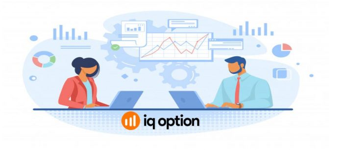 T.L.S trading strategy in IQ Option