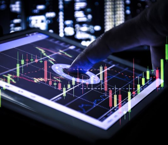 Trading with chart patterns in IQ Option bringing in $500