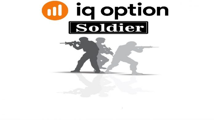 Three White Soldiers candlestick pattern trading strategy in IQ Option