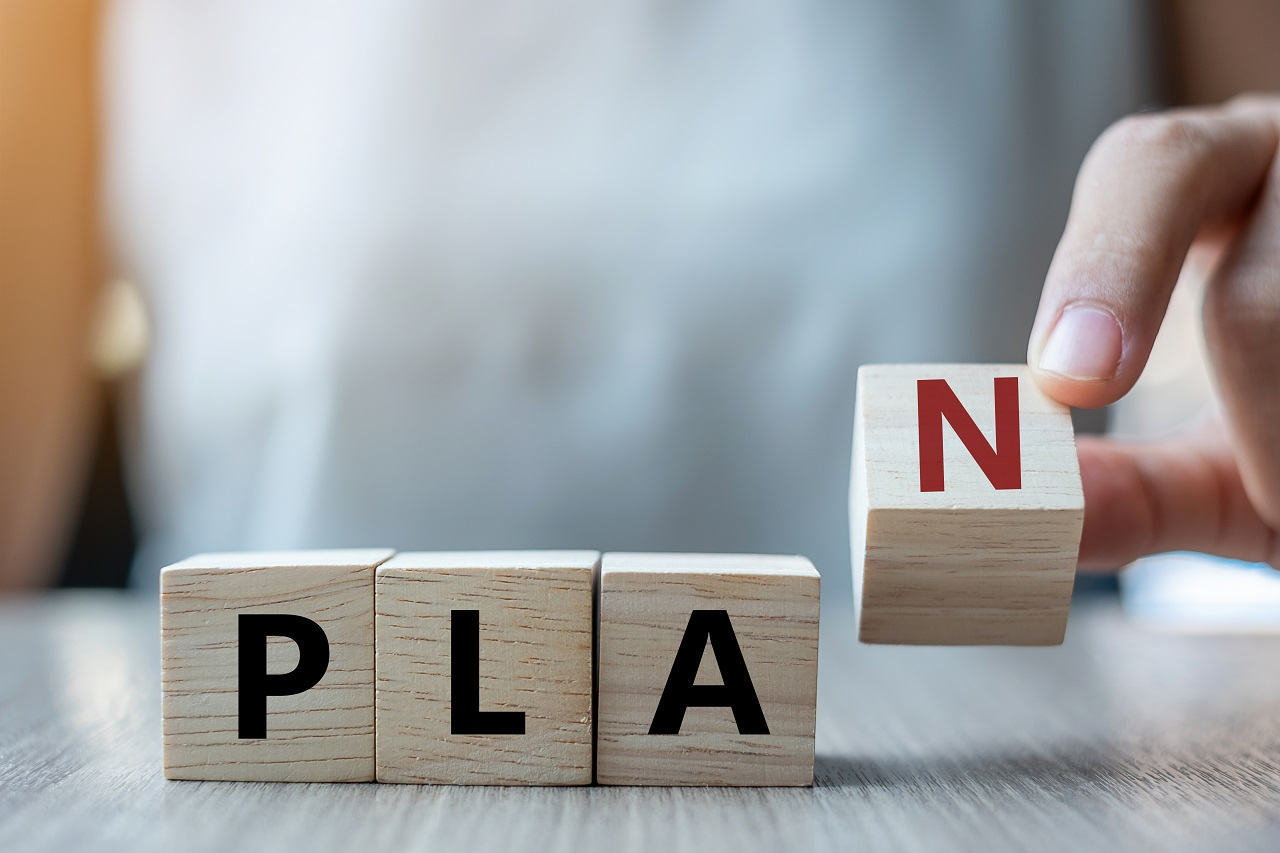 Have a specific trading plan in IQ Option