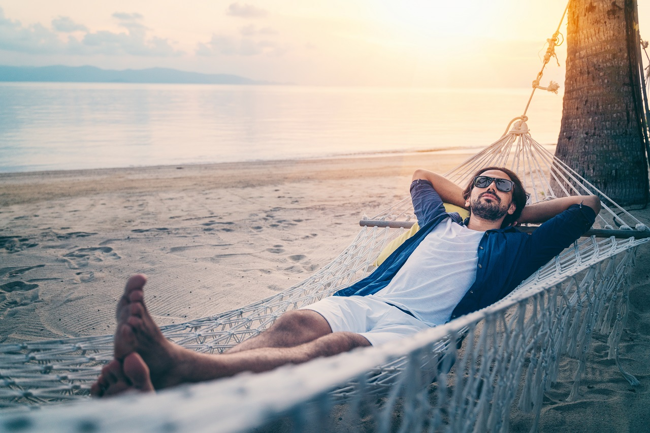 Take time to rest after a year trading in IQ Option