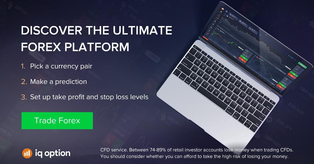 Handle Forex i IQ Option