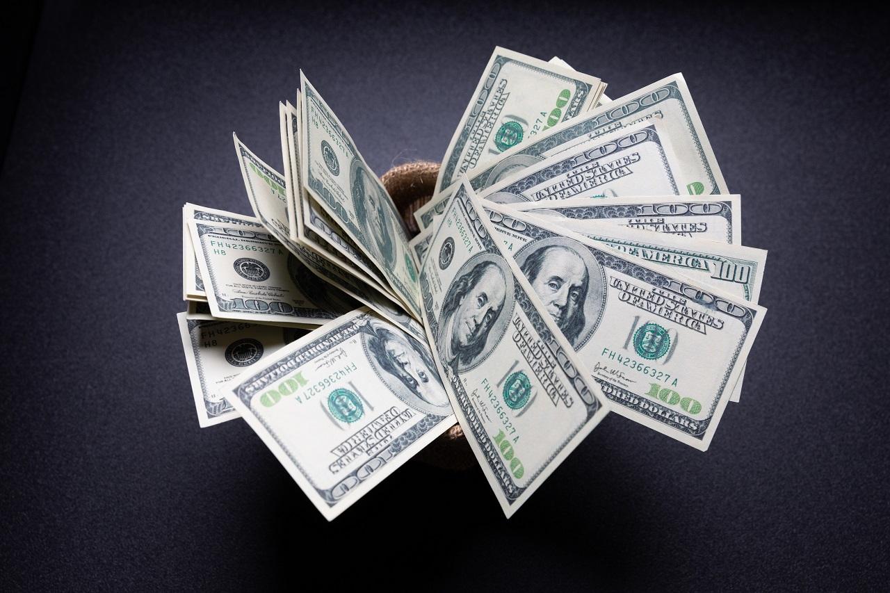 Stai lontano dalla tentazione del denaro