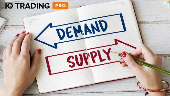 How to make profits safely with the Supply and Demand zones in IQ Option